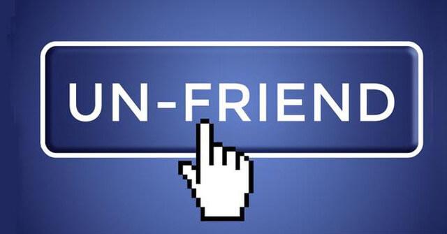 National UnFriend Day – November 17, 2020