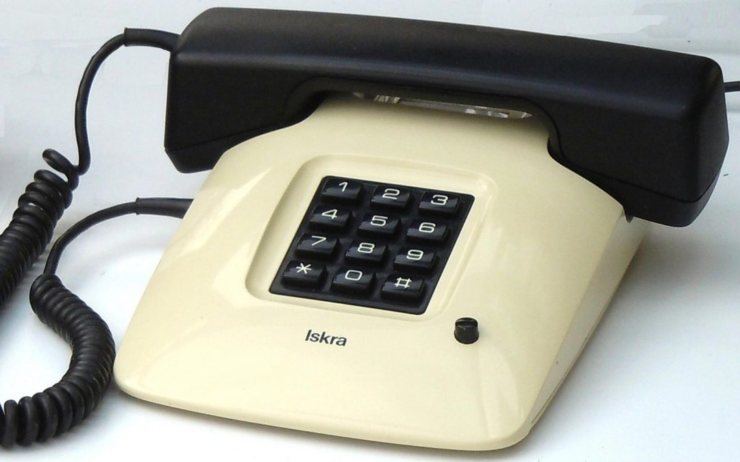 Push Button Phone Day – November 18, 2020