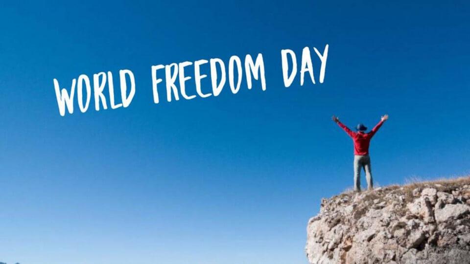 World Freedom Day – November 9, 2020