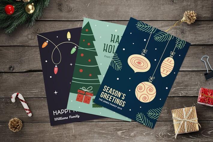 Christmas Card Day – December 9, 2020