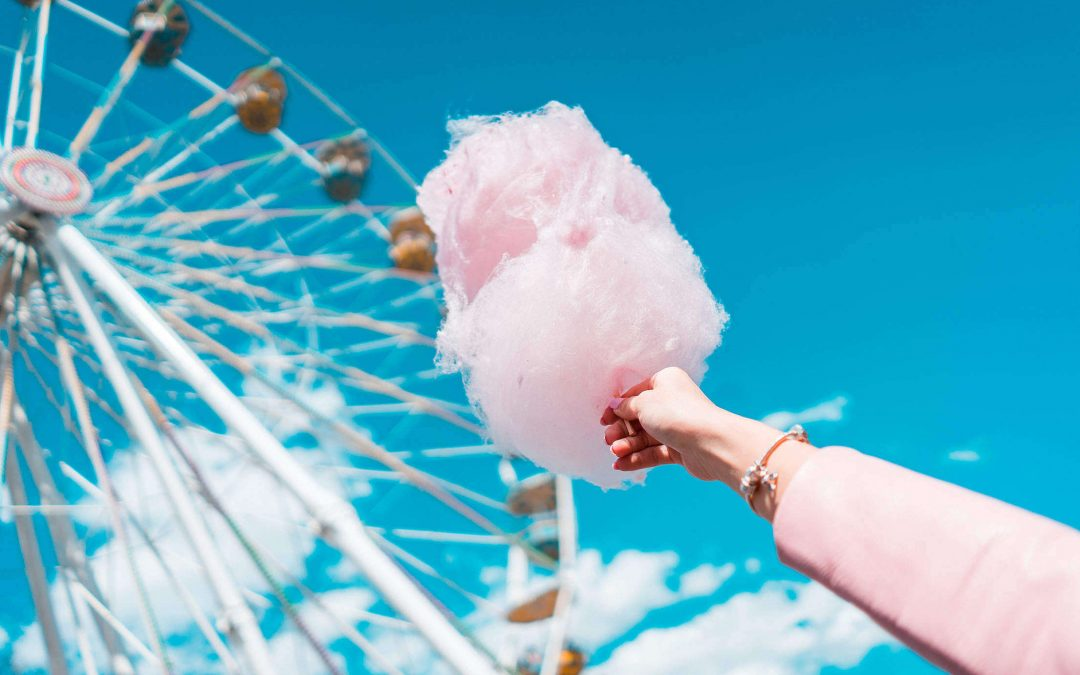 National Cotton Candy Day – December 7, 2020