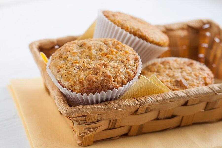 National Oatmeal Muffin Day