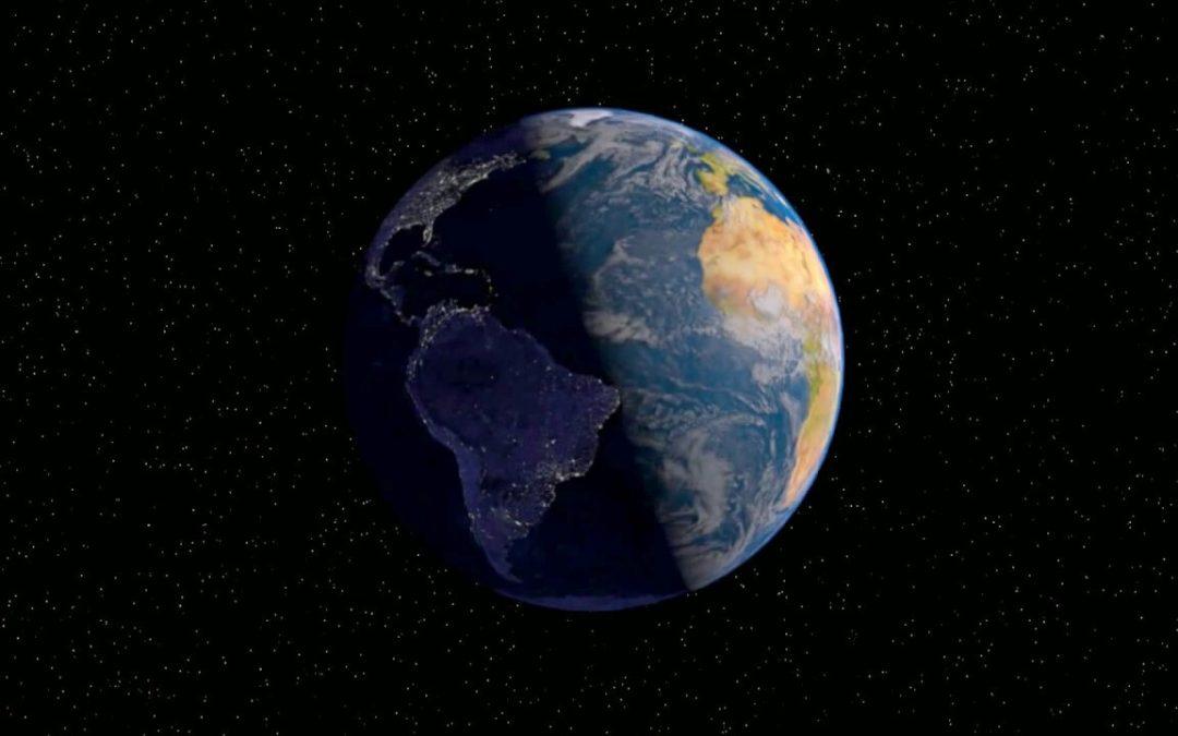 Earth's Rotation Day – January 8, 2021