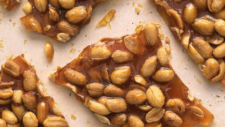 National Peanut Brittle Day – January 26, 2021