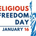 National Religious Freedom Day