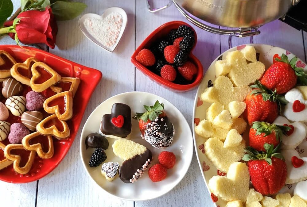 National Chocolate Fondue Day