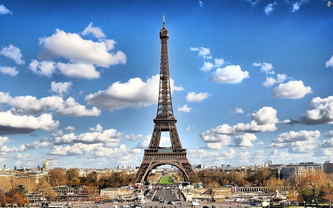 Eiffel Tower Day – March 31, 2021