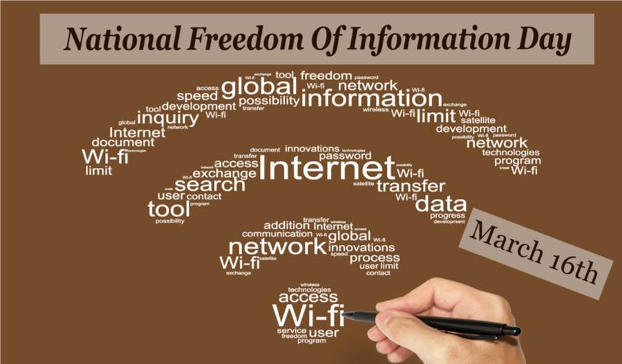 Freedom of Information Day – March 16, 2021