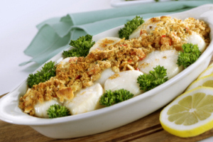 National Baked Scallops Day – March 12, 2021