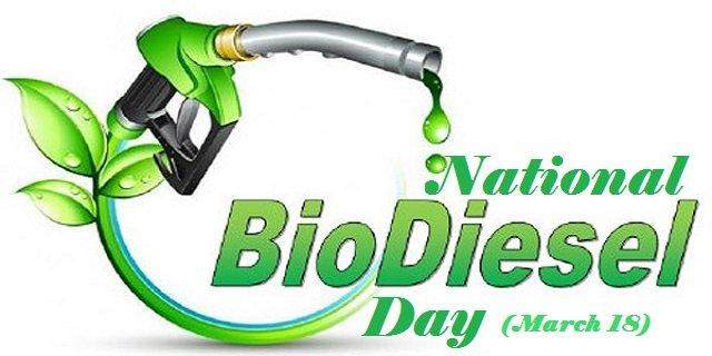 National Biodiesel Day