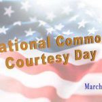 National Common Courtesy Day