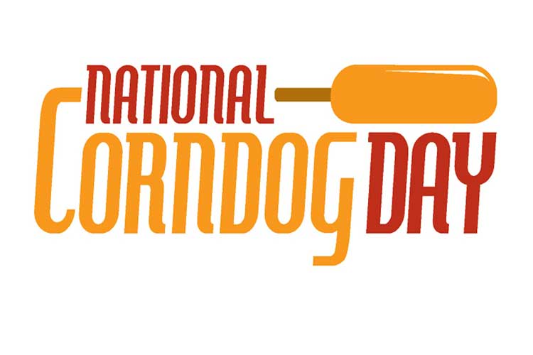 National Corn Dog Day – March 20, 2021