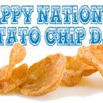National Potato Chip Day