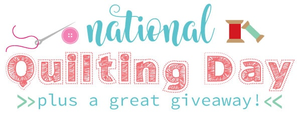 National Quilting Day – March 20, 2021