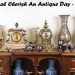 National Cherish An Antique Day