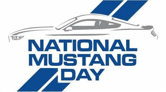 National Mustang Day – April 17, 2021