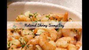 National Shrimp Scampi Day