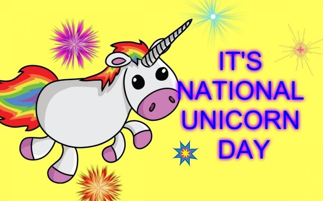 National Unicorn Day – April 9, 2021