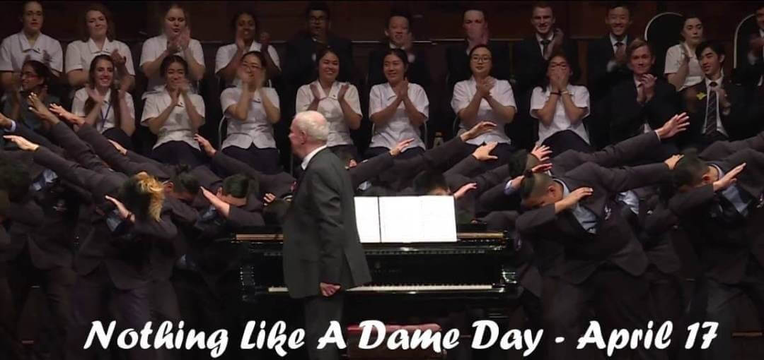 Nothing Like A Dame Day – April 17, 2021