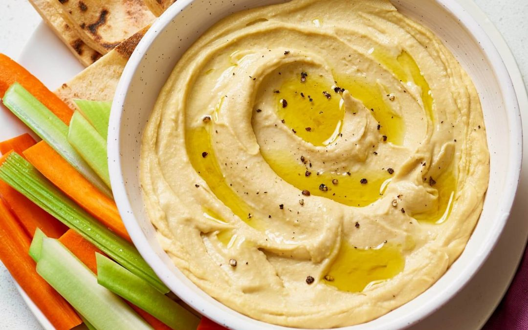 International Hummus Day –  May 13, 2021