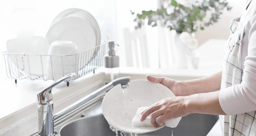 National No Dirty Dishes Day – May 18, 2021