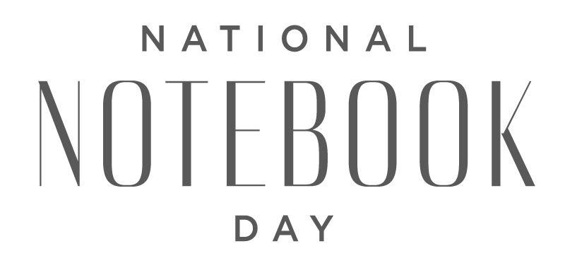 National Notebook Day – May 20, 2021