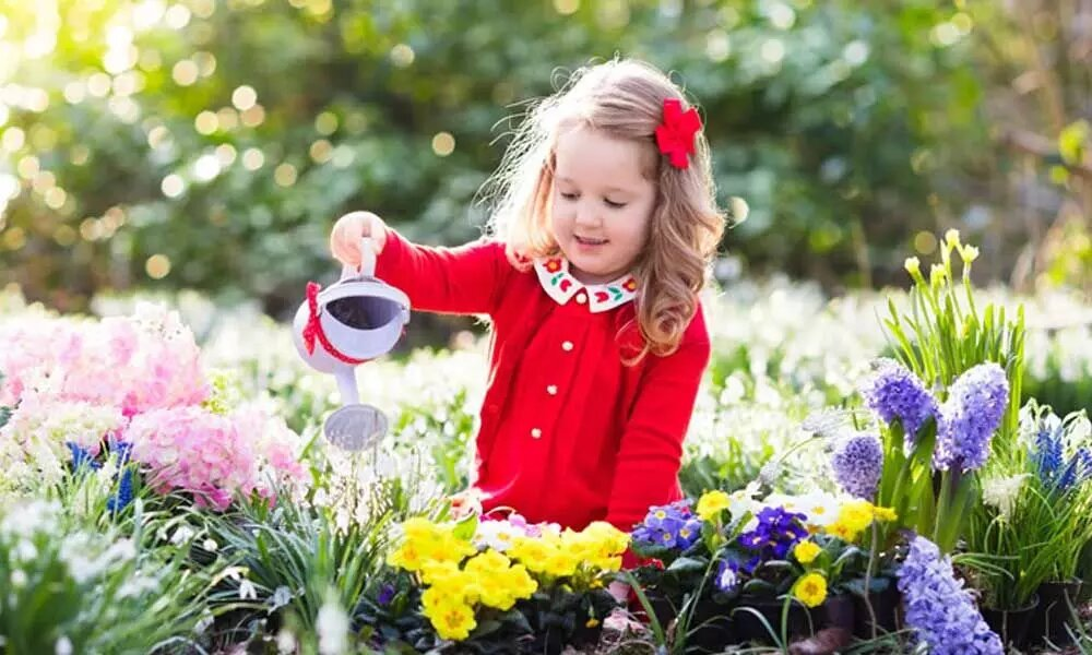 National Water a Flower Day – May 30, 2021