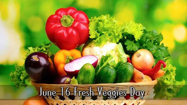 Fresh Veggies Day
