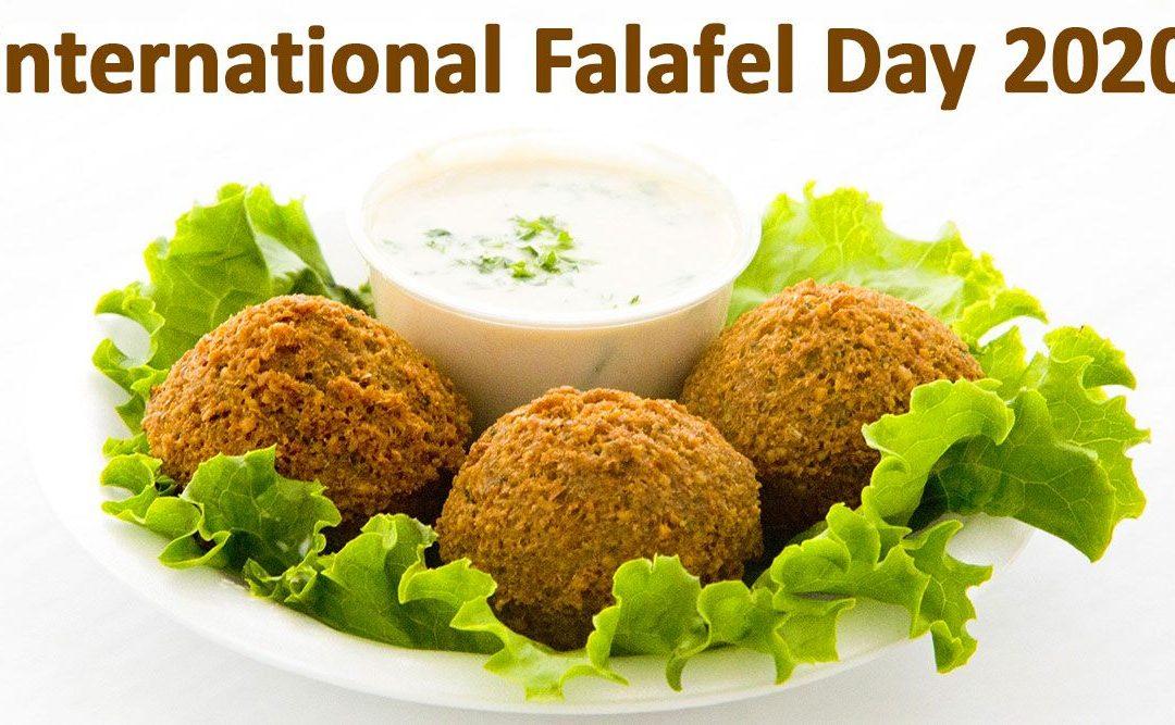 International Falafel Day – June 12, 2021