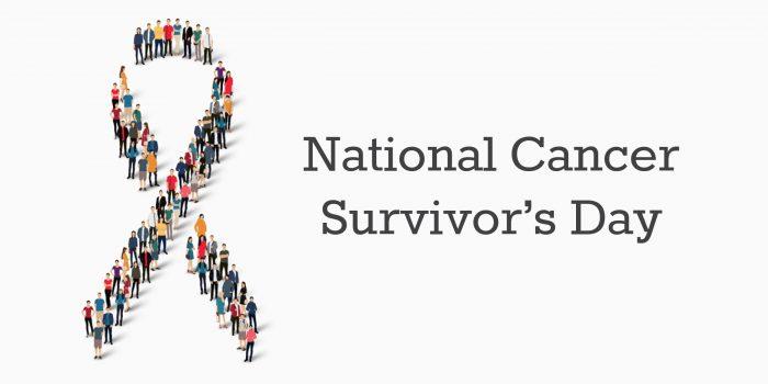 National Cancer Survivors Day – June 6, 2021