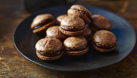 National Chocolate Macaroon Day