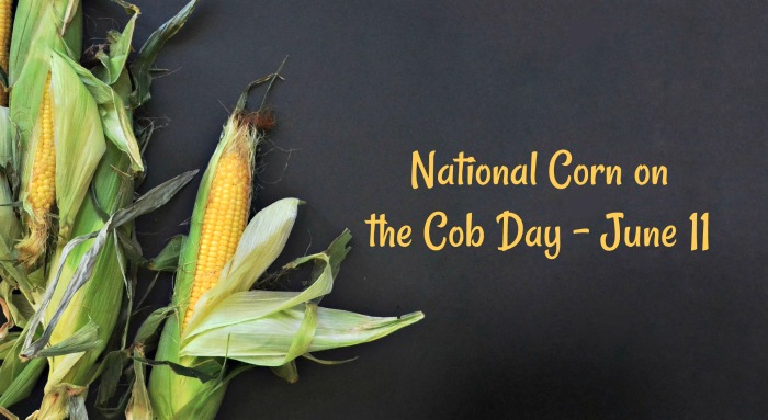National Corn on the Cob Day