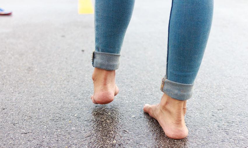 National Go Barefoot Day – June 1, 2021