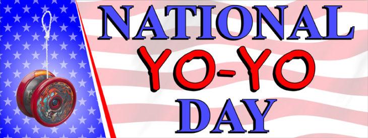 National Yo-Yo Day – June 6, 2021