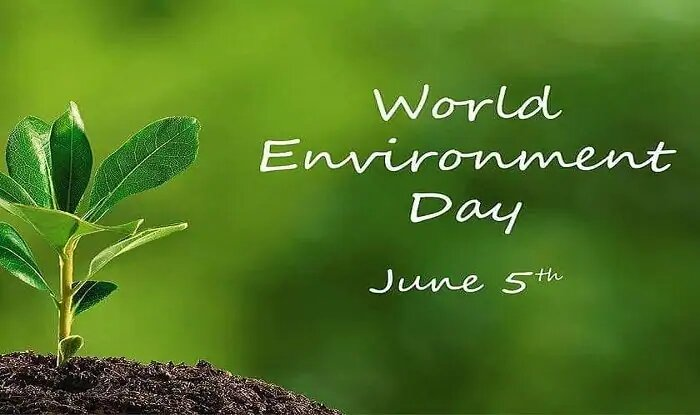 World Environment Day – June 5, 2021