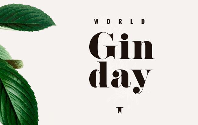 World Gin Day – June 12, 2021