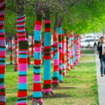 Yarn Bombing Day