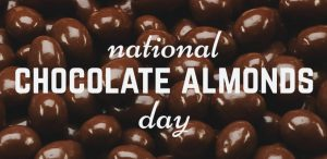 National Chocolate With Almonds Day