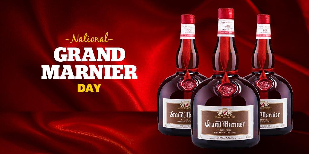 National Grand Marnier Day