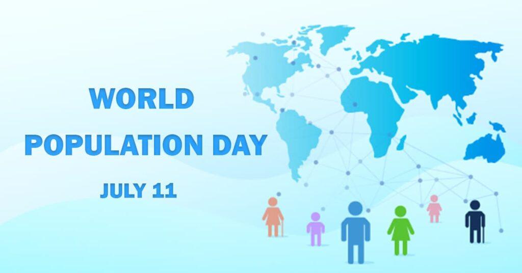 World Population Day – July 11, 2021