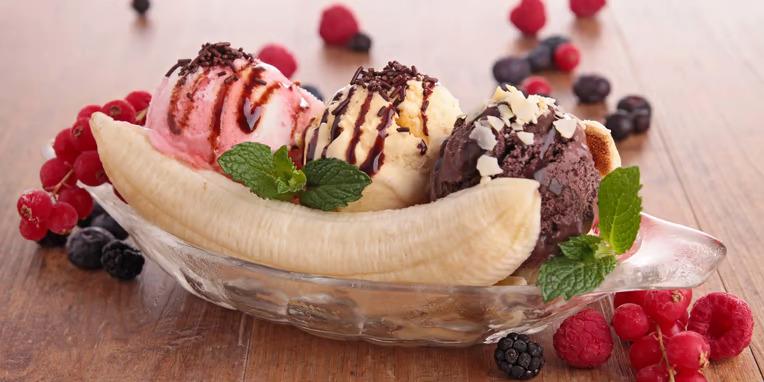 National Banana Split Day – August 25, 2021