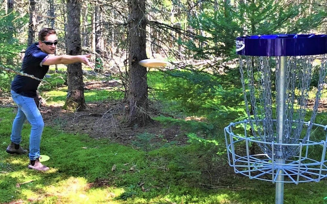 National Disc Golf Day – August 1, 2020