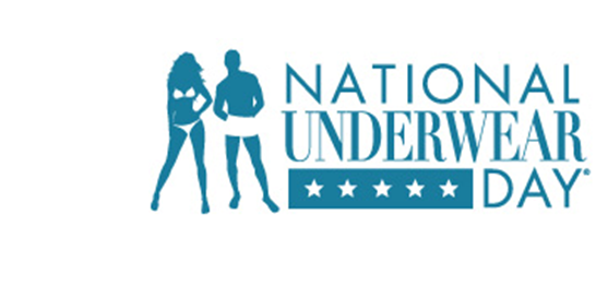 National Underwear Day – August 5, 2021