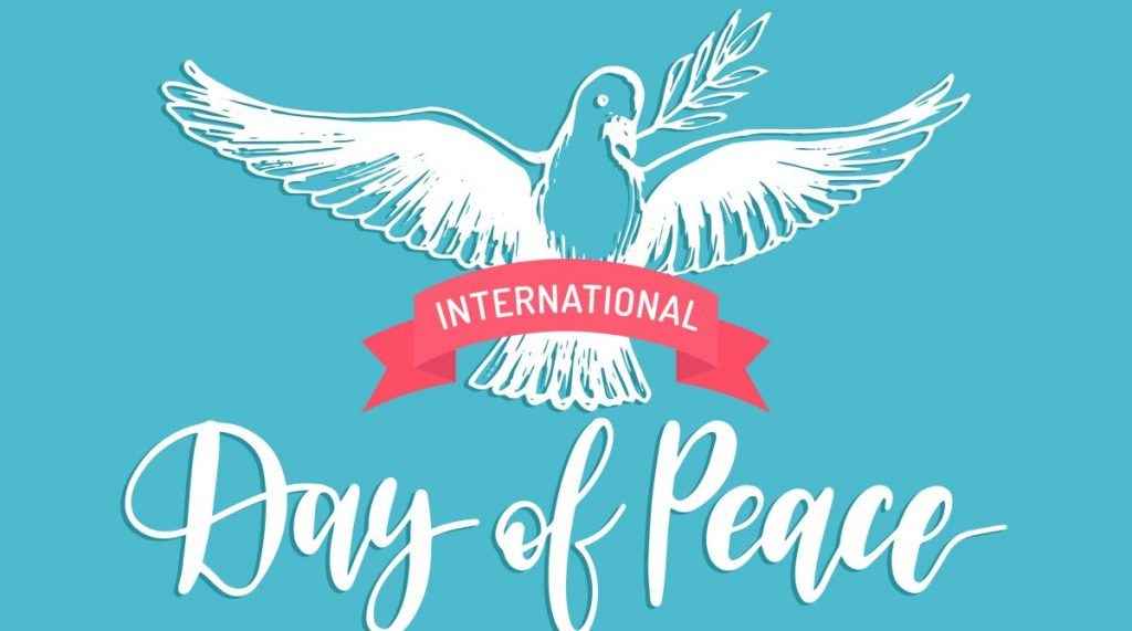 International Peace Day – September 21, 2021