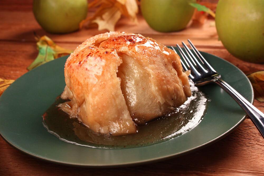 National Apple Dumpling Day