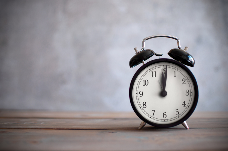 National Be Late For Something Day – September 5, 2021