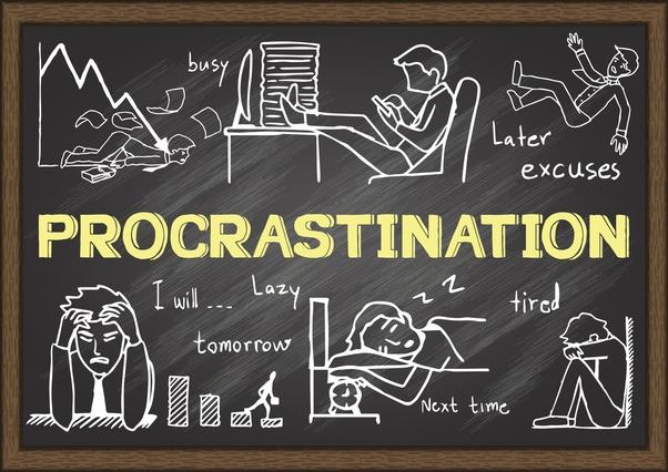 National Fight Procrastination Day – September 6, 2021