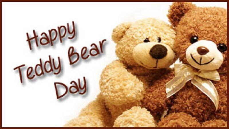 Teddy Bear Day – September 9, 2021