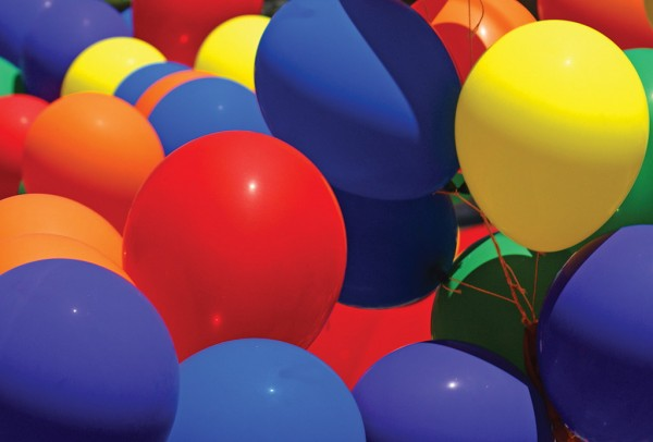 Balloons Around the World Day – October 5, 2021