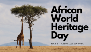 African World Heritage Day